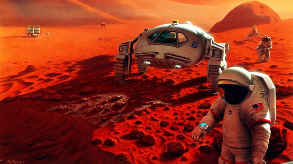 Mars_planéta_astronauti_život_červená planéta