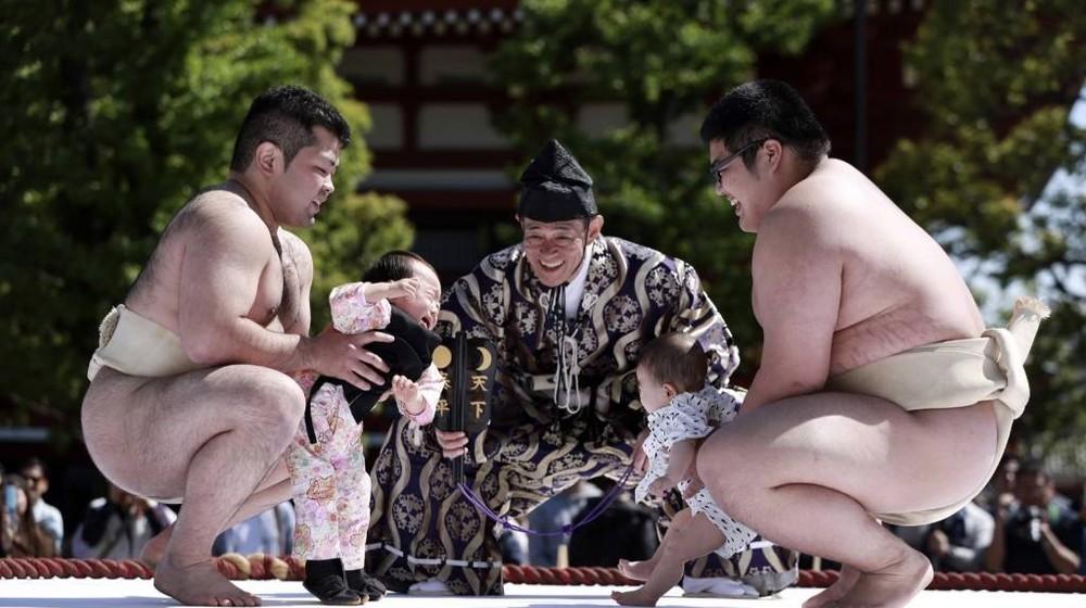Japonskej sexuálnej súťaže