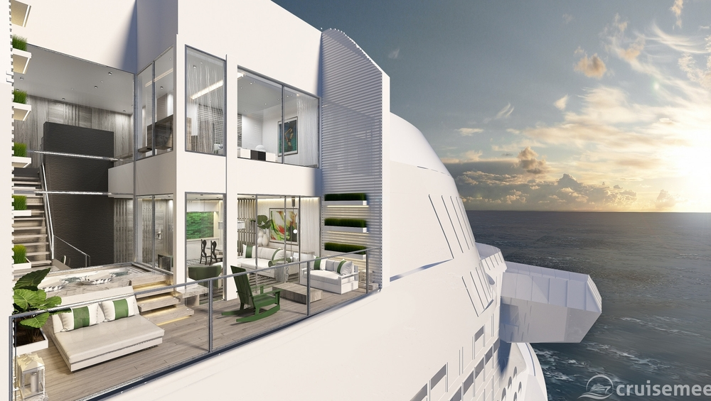 Celebrity Edge - Luxusná plavba oceánom