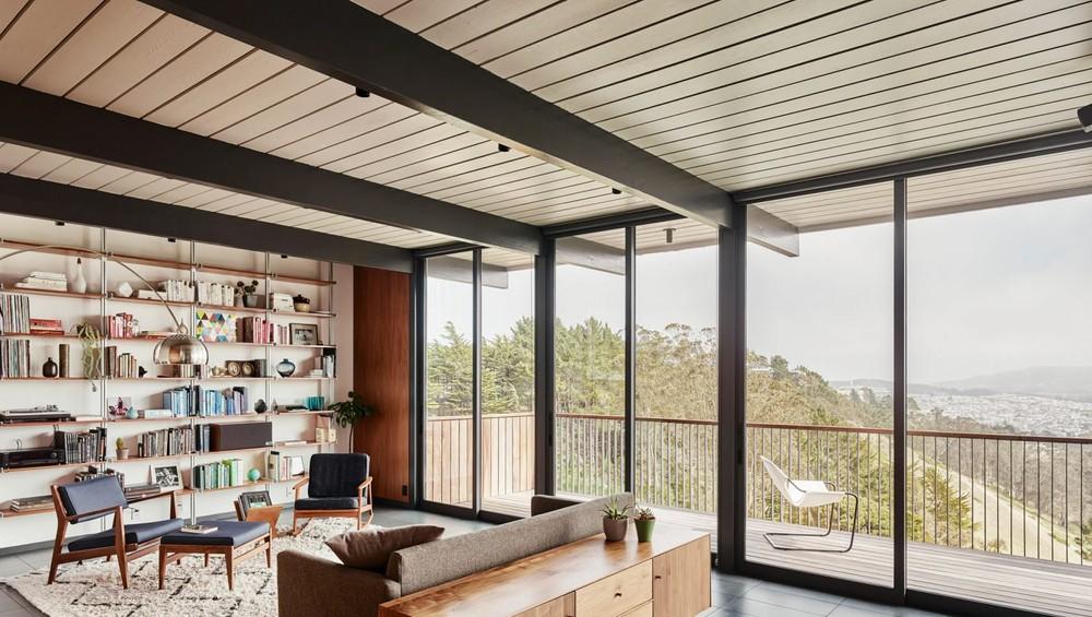 Rekonštrukcia interiéru domu zo 60. rokov