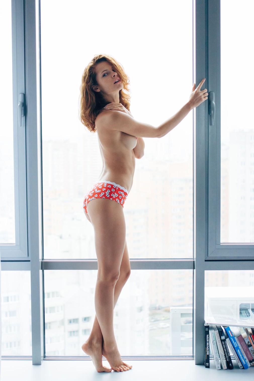 Naked breast women