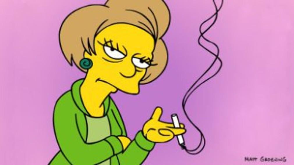 Simpsonovci - Edna Krabappel