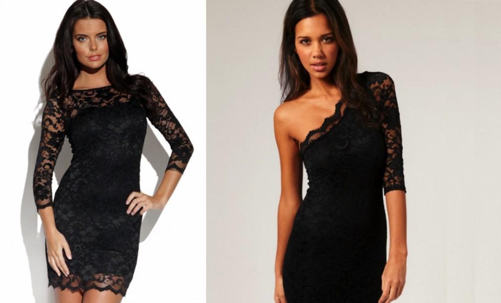 3e9d5796a863 Každá žena má vo svojom šatníku aspoň jedny čierne koktejlové šaty ...