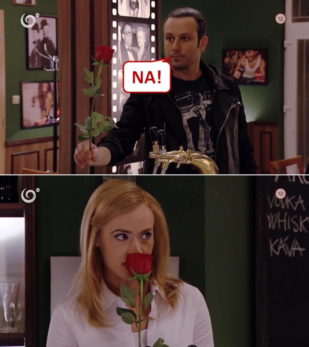 Panelák - vtip romantické NA