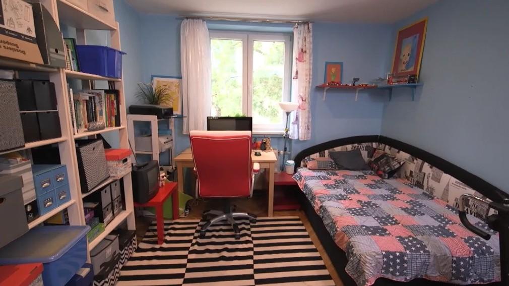 Detská izba tínedžera