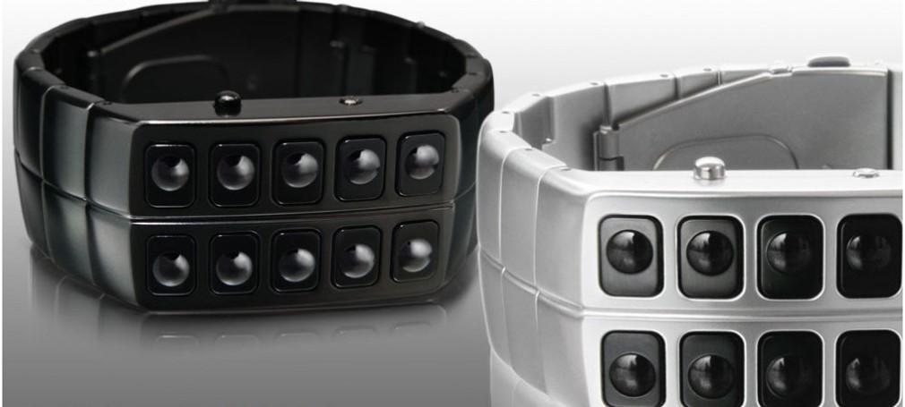 Dizajnové hodinky z Japonska  8030282f6a