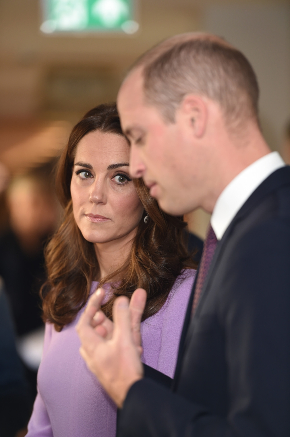 Kate a William na charitatívnej akcii