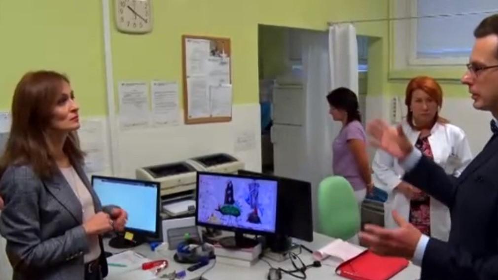 Ministerka Kalavská navštívila najhoršiu nemocnicu. Čakajú ju zmeny