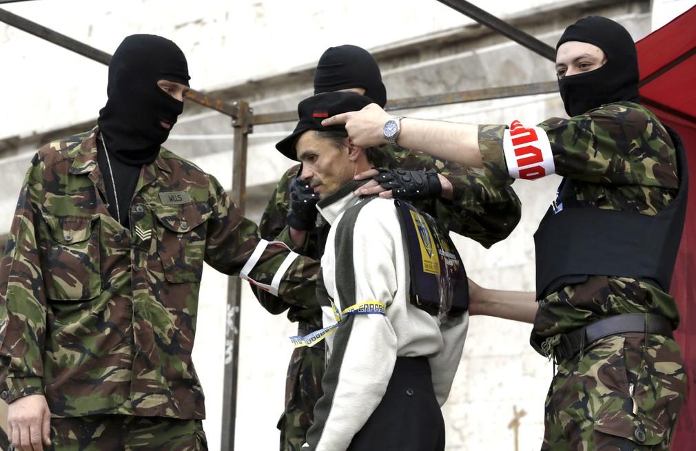 Situácia na Ukrajine
