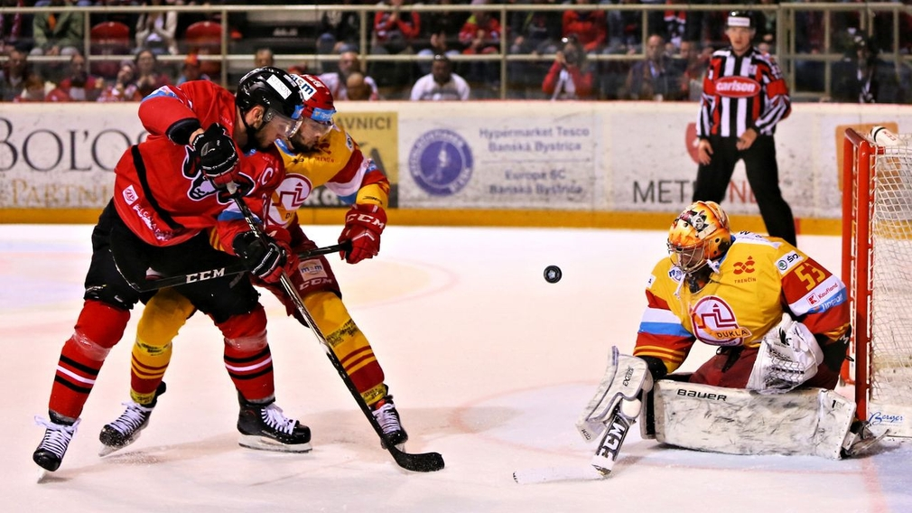 3.finále play-off HC '05 iClinic Banská Bystrica - HK Dukla Trenčín