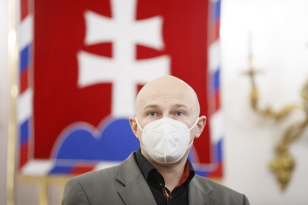 Virológ Boris Klempa