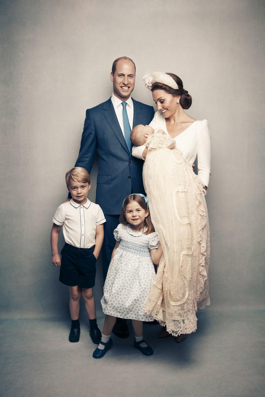 William a Kate s deťmi