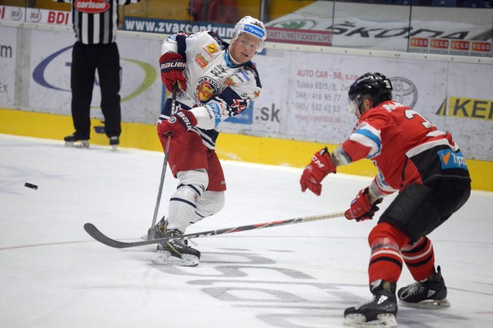 29.kolo TL HKM Zvolen - HC '05 iClinic Banská Bystrica