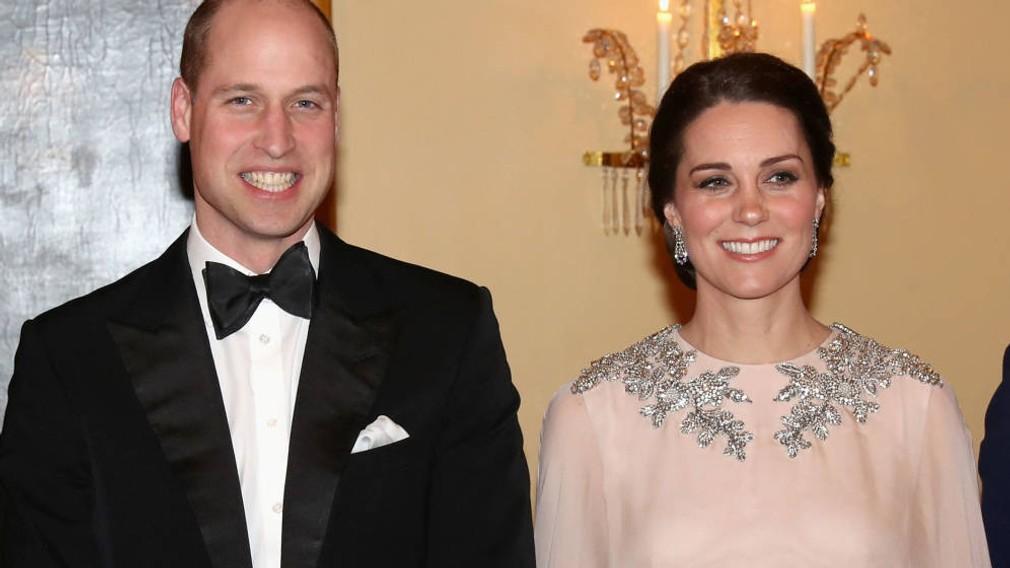 Kate a William v Osle