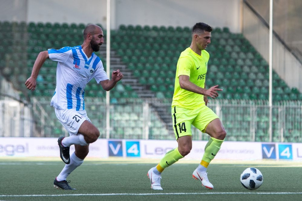Baráž o EL, MŠK Žilina - FC Nitra