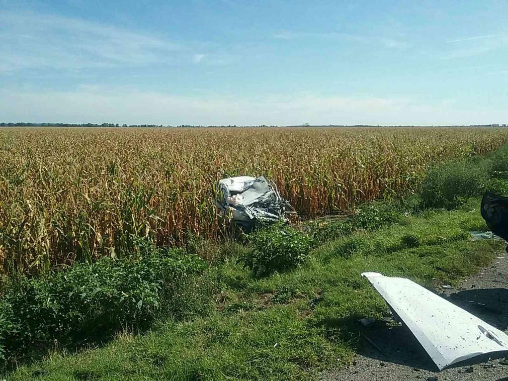 Tragická nehoda pri Galante