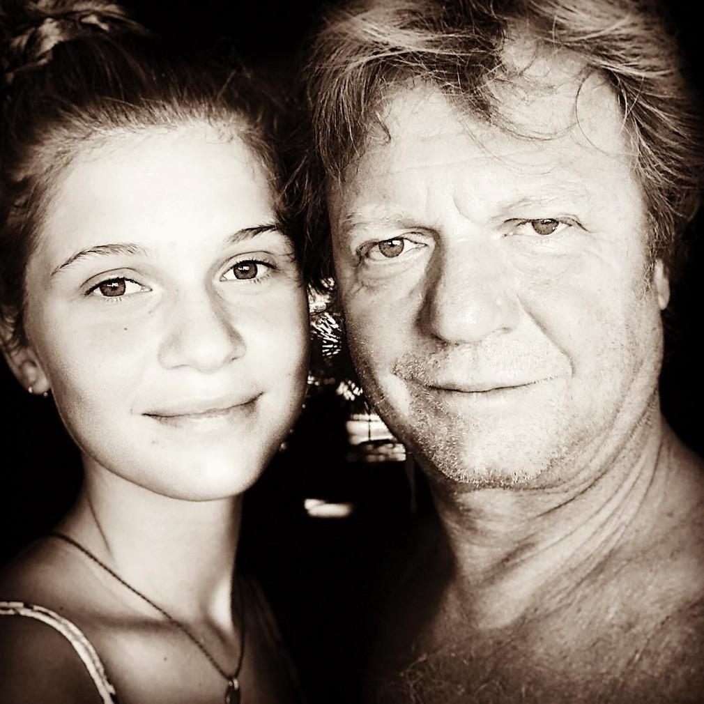 Maroš Kramár a jeho dcéra