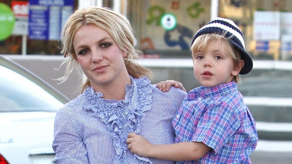 Britney Spears so synom Jayden Jamesom