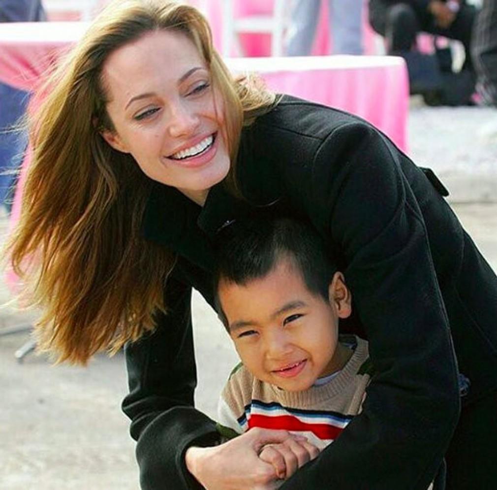 Angelina s Maddoxom