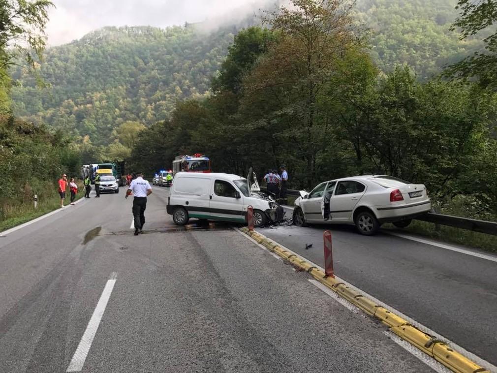 Nehoda pod Strečnom
