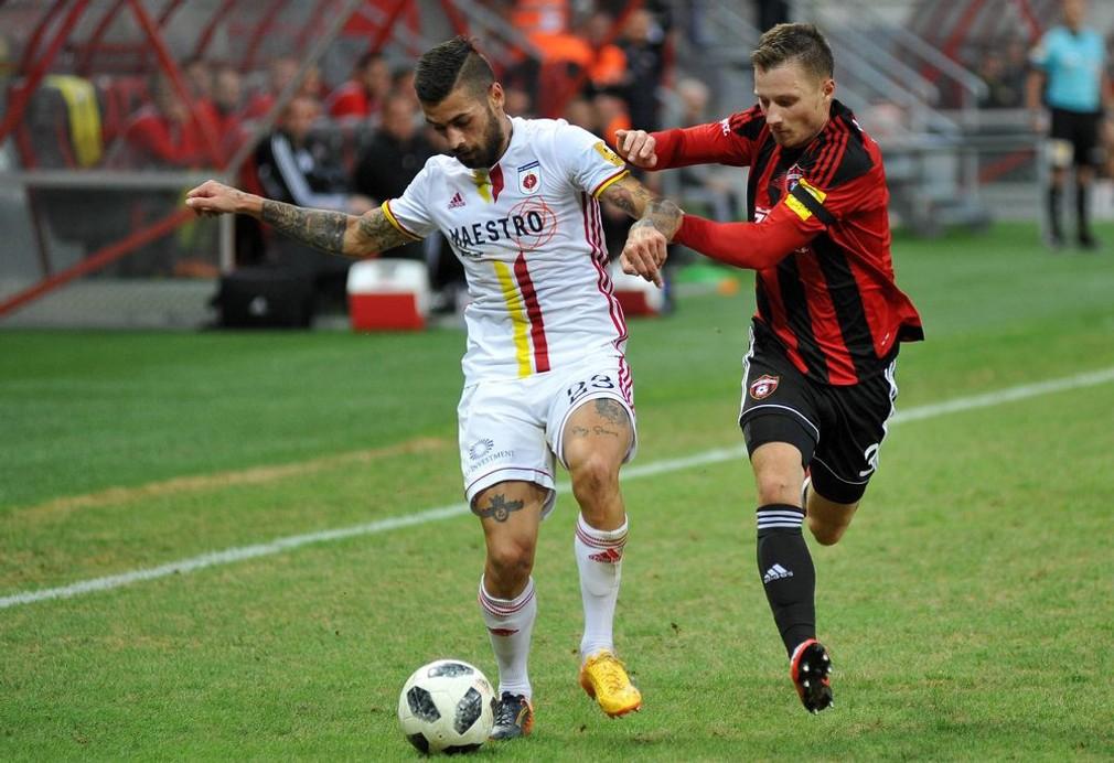 6.kolo FL FC Spartak Trnava - MFK Ružomberok