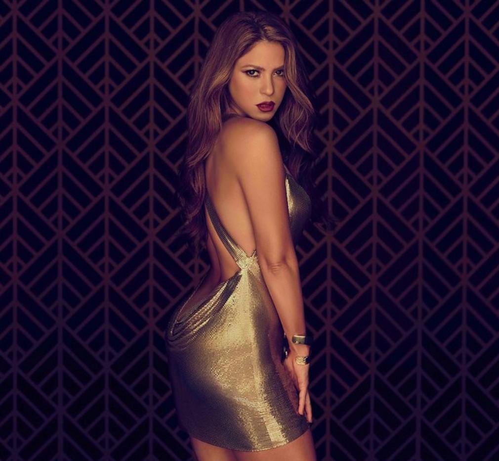 Shakira v súčasnosti