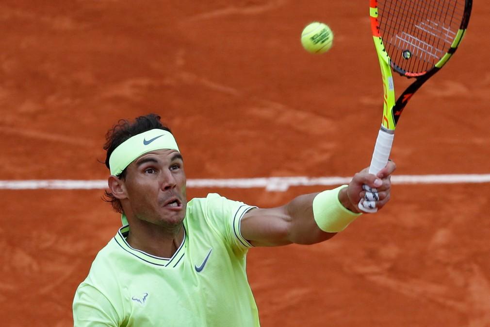 Finále mužskej dvojhry Roland Garros 2019 Nadal - Thiem