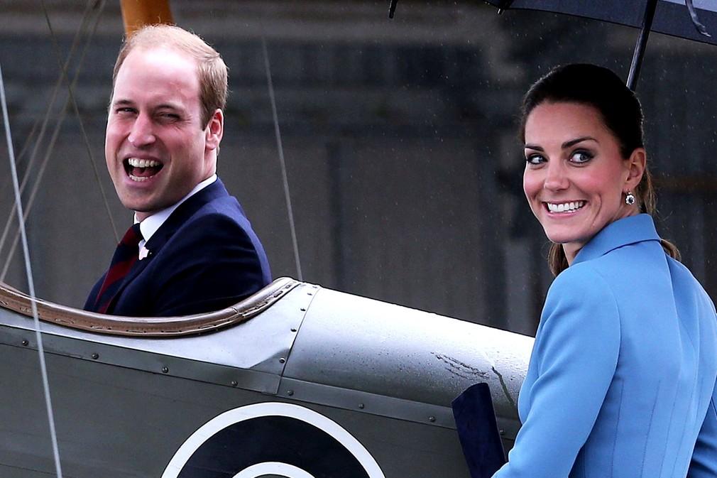 Princ William s manželkou Catherine