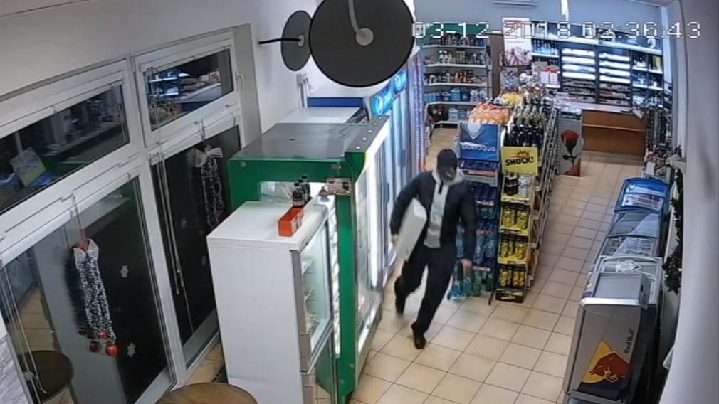 Vražda na benzínke v ČR