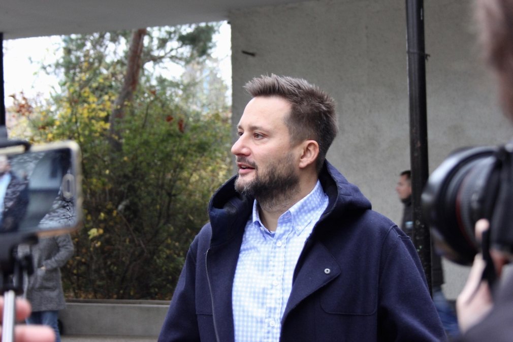 Komunálne voľby 2018 Matúš Vallo