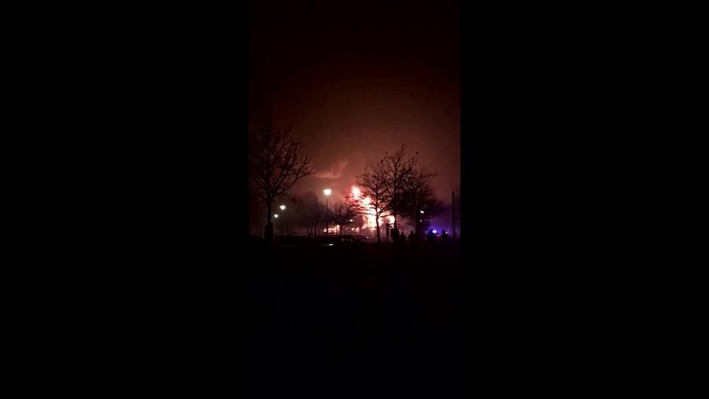 Požiar v krefeldskej ZOO