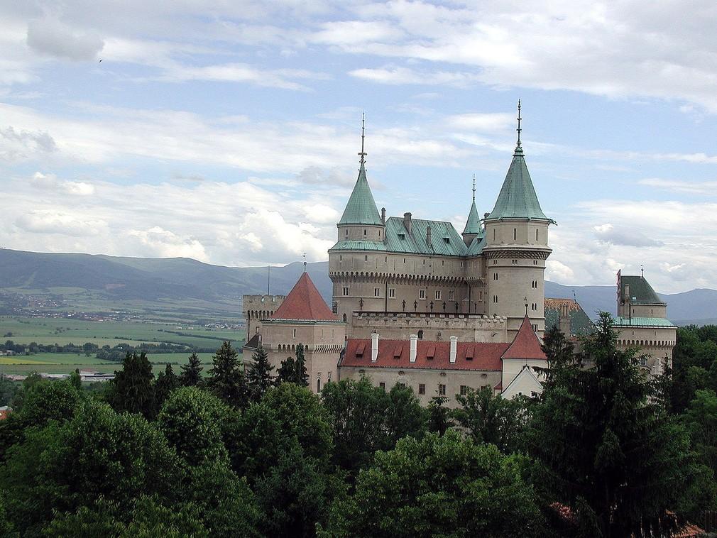 Bojnický zámok, Slovensko