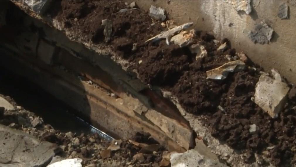 Kamenári nezavreli hrob