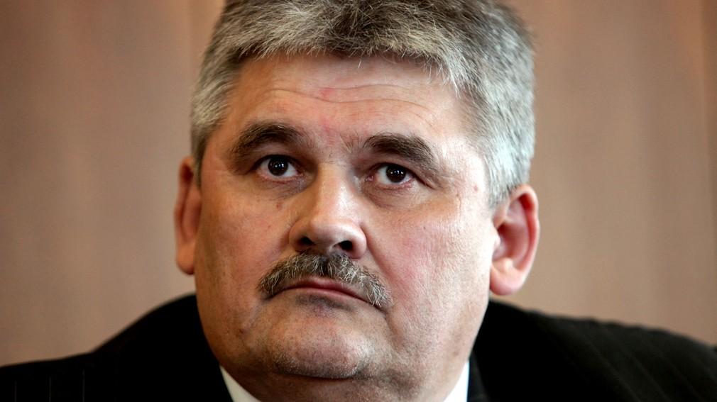 Ján Richter minister práce, sociálnych vecí a rodiny