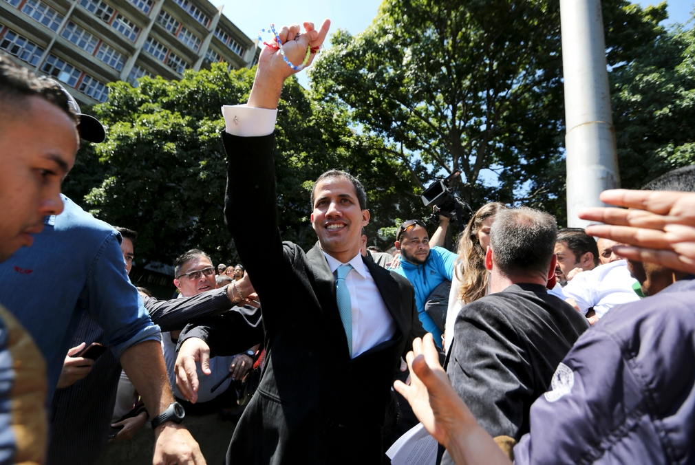 Slovensko by malo uznať Guaidóa za dočasného prezidenta Venezuely, tvrdí predsedníčka Zahraničného výboru NR SR