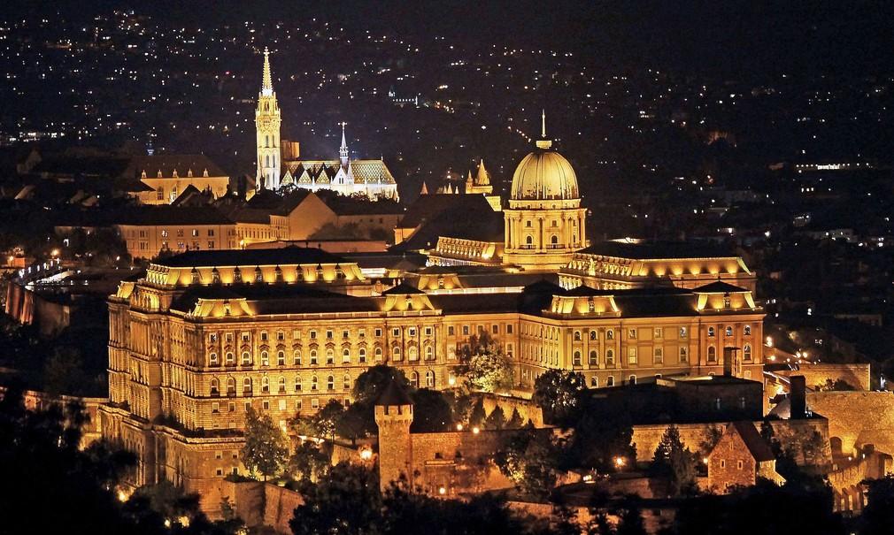 Budínsky hrad, Maďarsko