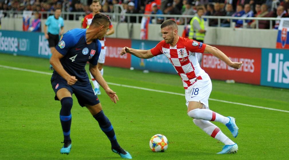 Kvalifikácia ME, Slovensko - Chorvátsko