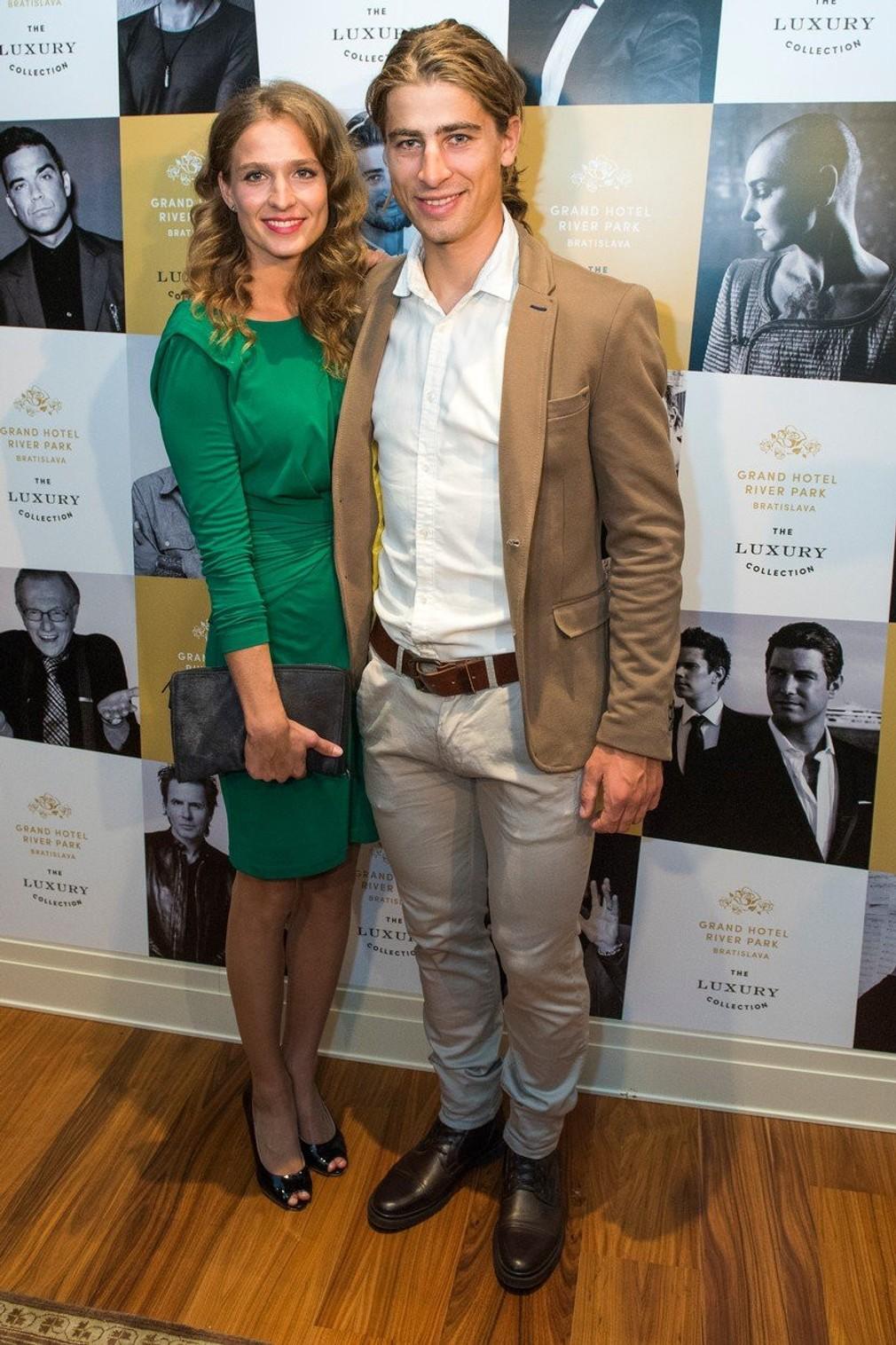 Peter a Katka Saganovci