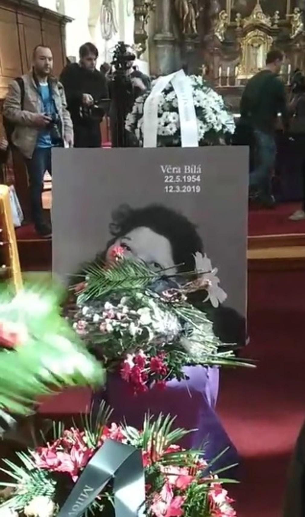 Pohreb Vera B