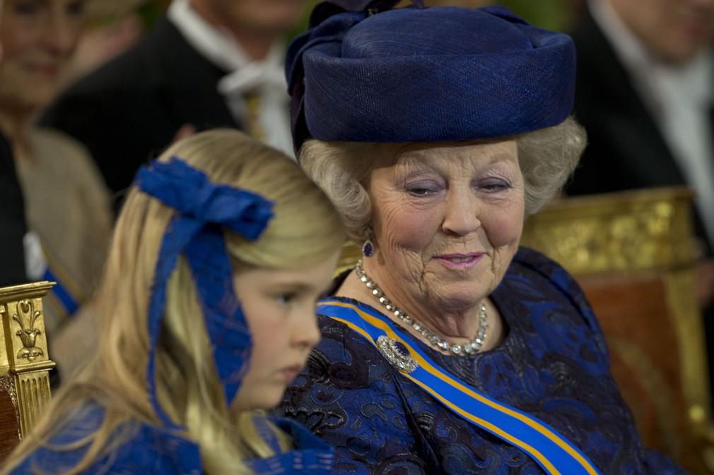 Princezná Catharina-Amalia