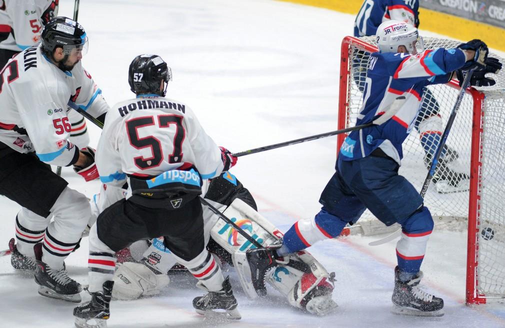 2.semifinále HK Nitra - HC ´05 iClinic Banská Bystrica