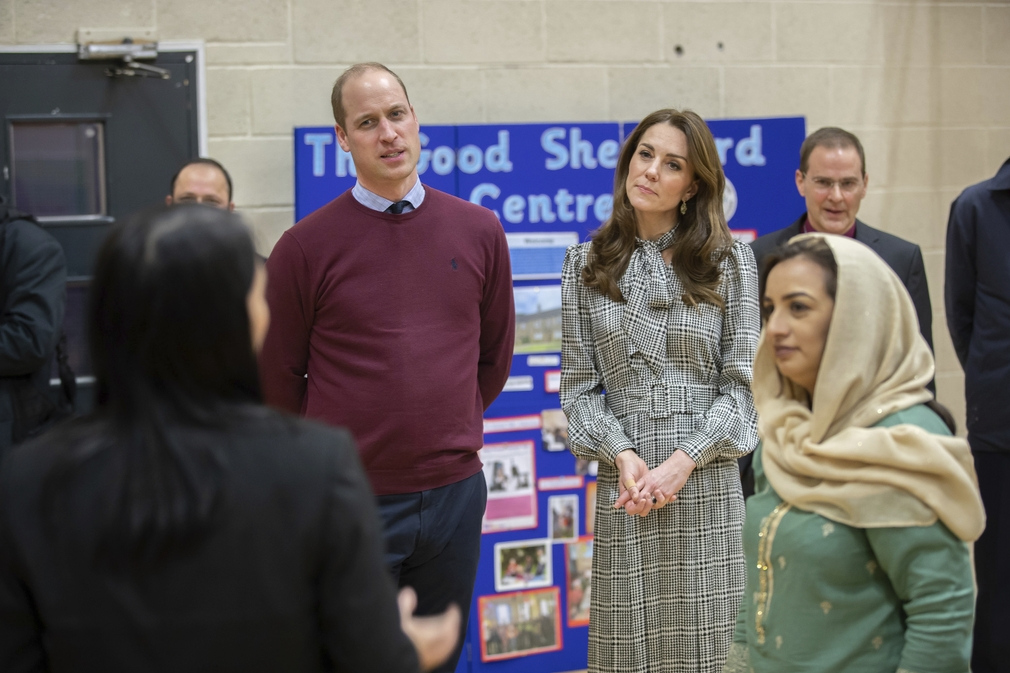 William a Kate v Bradforde