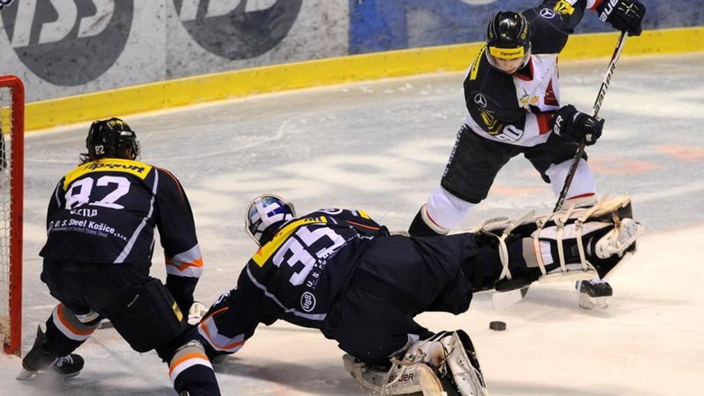 Play off, Košice-Slovan (5.z)