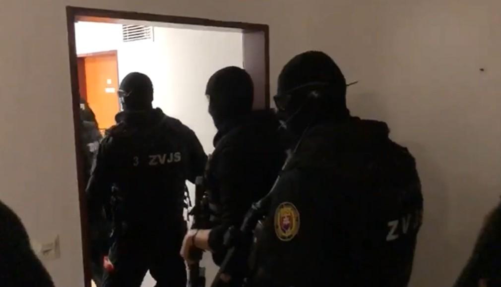 Špecializovaný trestný súd začal pojednávanie s obžalovanými vo veci vraždy Jána Kuciaka a Martiny Kušnírovej