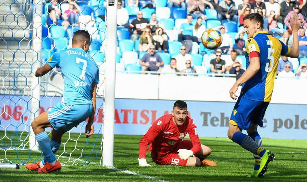 2.kolo FL sk. o titul ŠK Slovan Bratislava - DAC Dunajská Streda