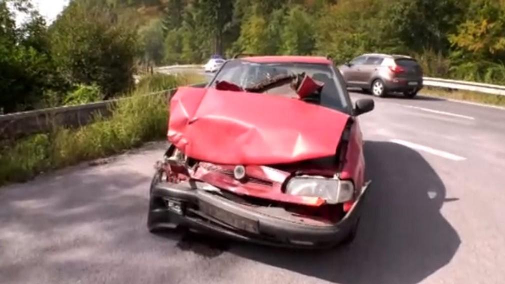 Nehoda pre defekt