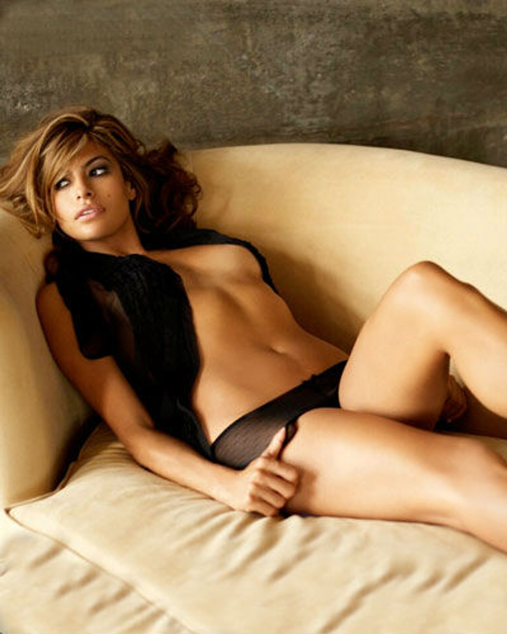 Naked puctures of eva mendez