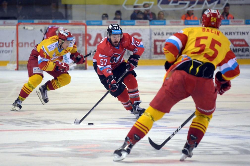 4.finále play-off HC '05 iClinic Banská Bystrica - HK Dukla Trenčín