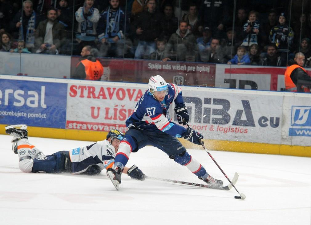 16.kolo TL HK Nitra – HC Košice