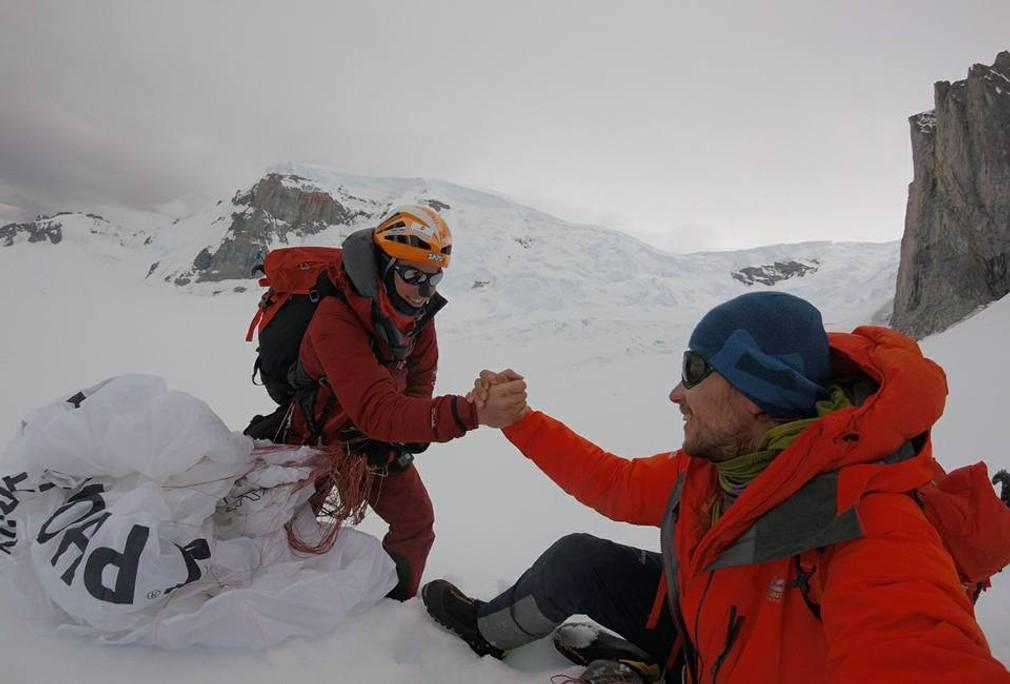 Slováci na Antarktíde